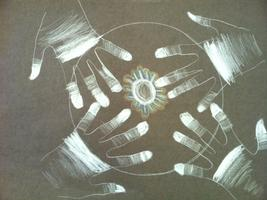 THE HEALING OF THE HEART THROUGH ART with Lauranda Hook