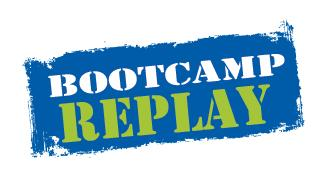 Bootcamp Replay: November 4th, 2014