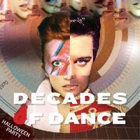 Gladstone's Halloween Extravaganza: Decades of Dance