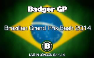 Badger's Brazilian Grand Prix Bash