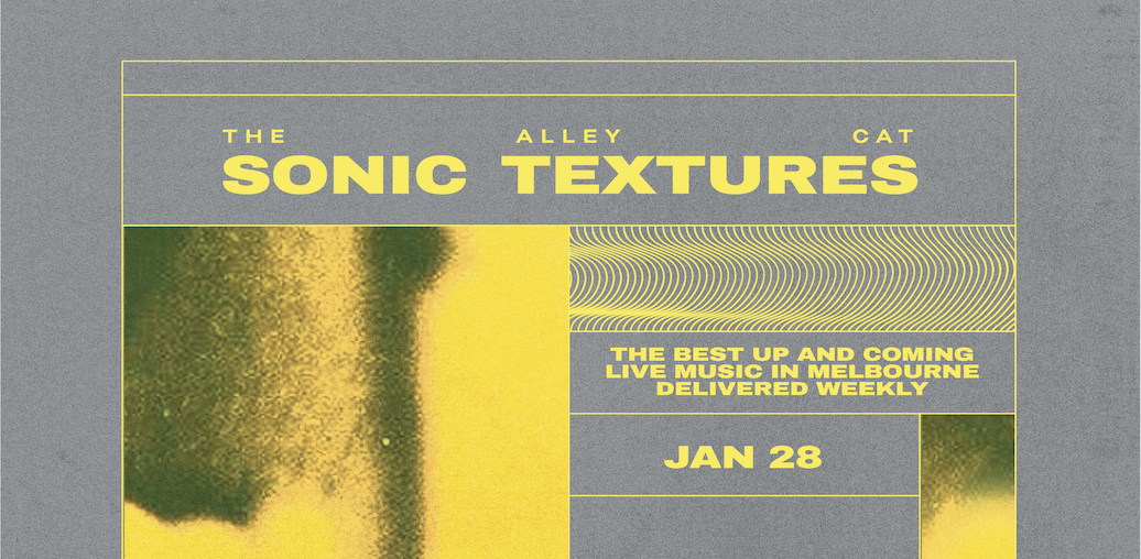 The Run + Wurli At Sonic Textures