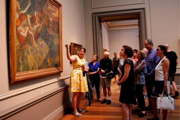 Private Impressionism Art Tour