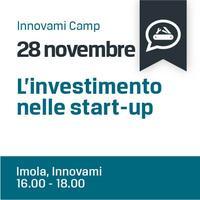 INNOVAMI CAMP per Manager e Investitori. Terzo...