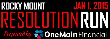 2015 Rocky Mount Resolution Run