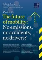 Mercedes-Benz at Oxford - The future of mobility: No...