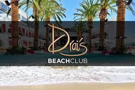 DRAIS BEACH CLUB POOL PARTY IN LAS VEGAS