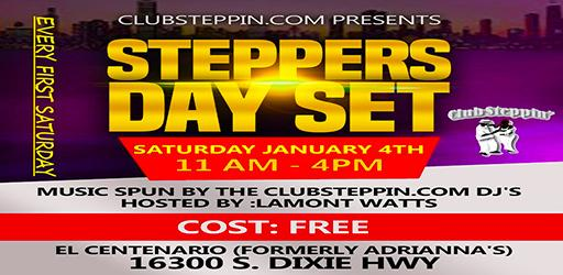 ClubSteppin Day Set