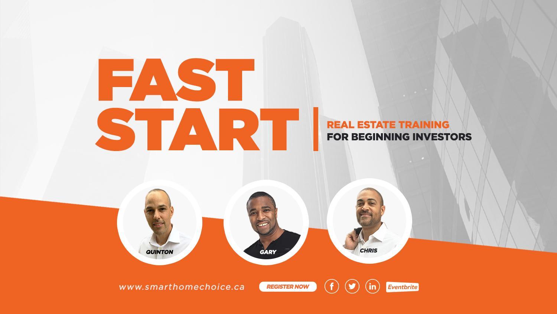 Fast Start Real Estate Investing Workshop For Beginning Investors