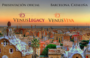Presentación oficial Venus Legacy™ & Venus Viva™ -...
