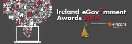 Ireland eGovernment Awards in association with eircom B...