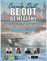 Gay Men's Health Summit: Come Out, Be Out, Be Healthy