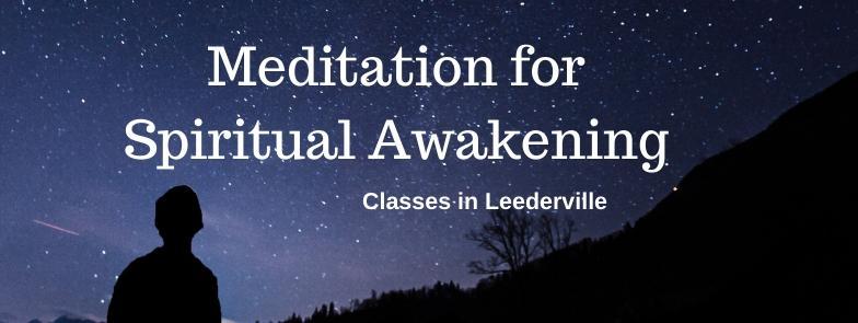Free class: Meditation for Spiritual Awakening