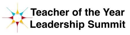 Teacher Of the Year Leadership Summit 2015