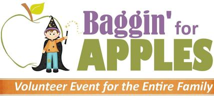 Baggin' for Apples - Special Volunteer Event
