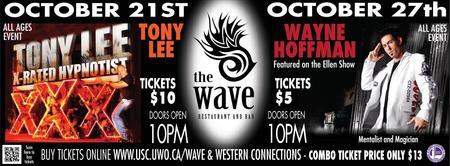 Wayne Hoffman @ The Wave