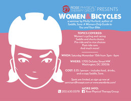 RosePT presents Women & Bicycles