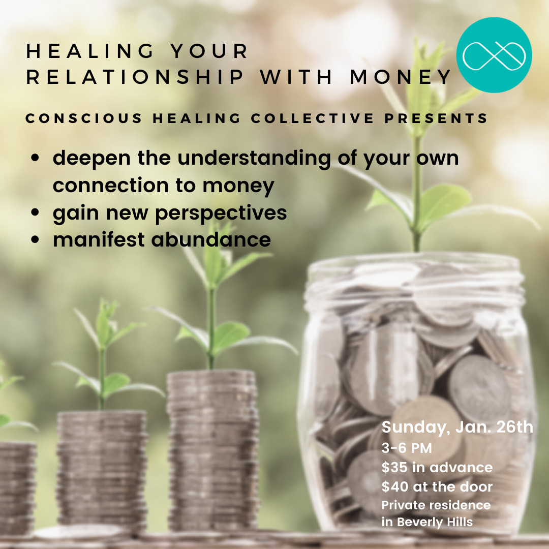 Healing Your Relationship With Money
