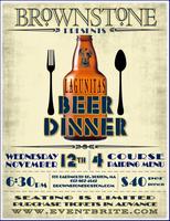 Lagunitas Beer Dinner