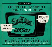 Stick Figure live at El Rey Theatre (Private Show)