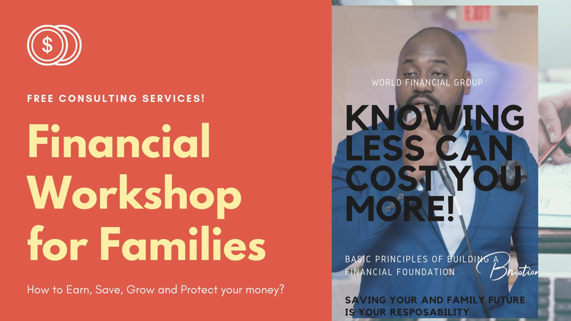 LEARN HOW MONEY WORKS - FREE FINANCIAL EDUCATION!