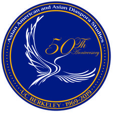 Asian American and Asian Diaspora Studies at UC Berkeley logo