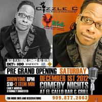 Cizzle C Comedy Nights