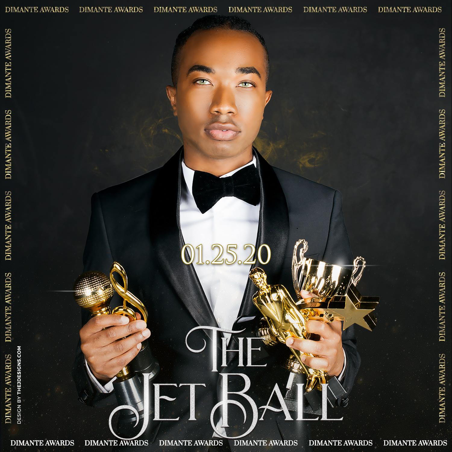 JET BALL III : The Dimante Awards