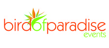 Bird of Paradise Events logo