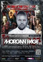 MusicFestAsia Halloween Party Feat. Superstar MORGAN...