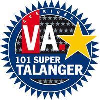 Sveriges 101 Supertalanger 2012
