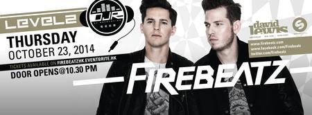(23 OCT) DJ Revolution Vol.11: FIREBEATZ @LEVELS