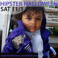 Hipster Halloween (Hip Hop Costume Party)