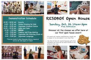 RESOBOX Open House