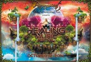DAY OF EVENT Healing Music Festival