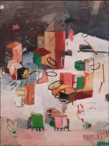 Goodrich Gallery Juan Cruz Exhibit - January 2020