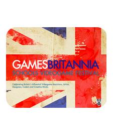 Games Britannia logo