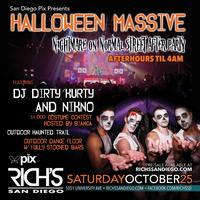 Rich's Halloween Massive w/ After Hours