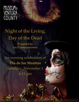 14th Annual Day of the Dead Party