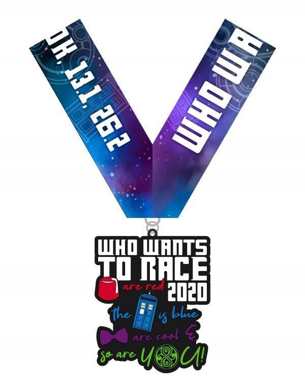 2020 WHO Wants to Race 1M 5K 10K 13.1 26.2 –Austin