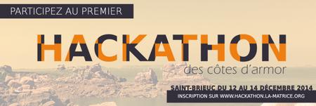 Hackathon Côtes d'Armor