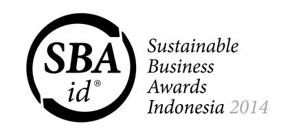 Sustainable Business Awards Indonesia 2014