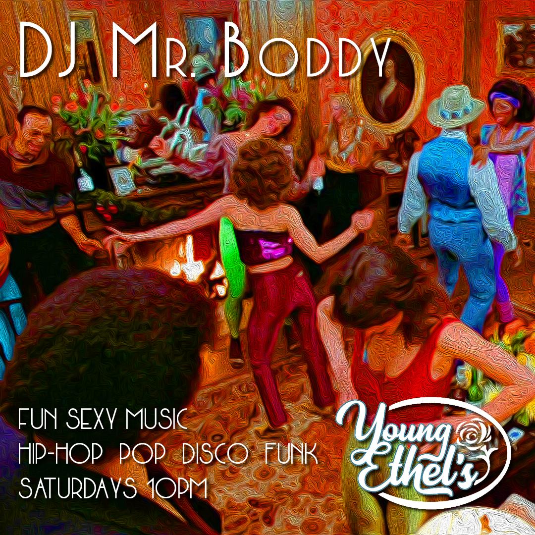 DJ Mr. Boddy