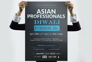 Asian Professionals Diwali Ball