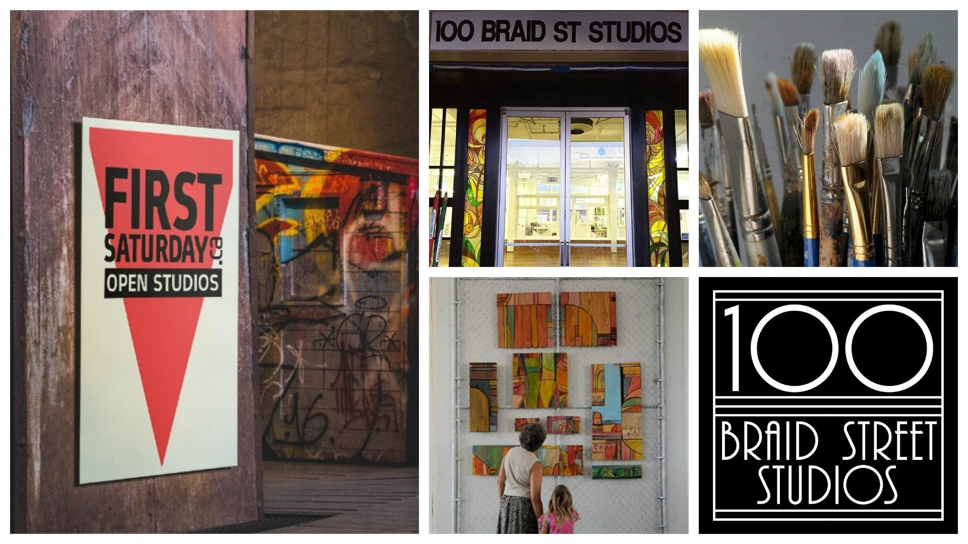 June - First Saturday Open Art Studios - COVID PROTOCOL/SOCIAL DISTANCING