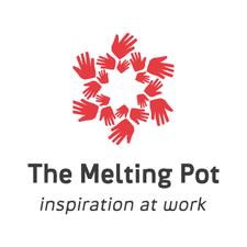 The Melting Pot  logo