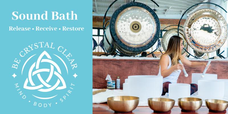 Sound Bath (SoundBath) by Be Crystal Clear