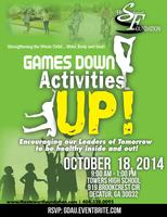 """The Stewart Foundation's Annual """"Games Down,..."""