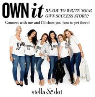 Meet Stella & Dot Opportunity Event in Marin Country!