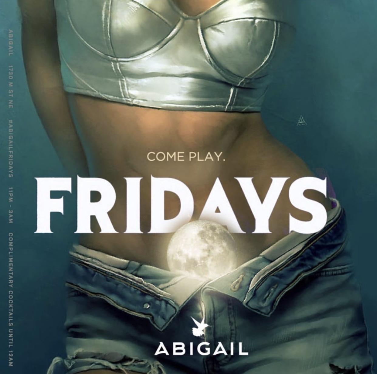 Abigail Friday's