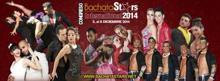 CONGRESO INTERNACIONAL BACHATASTARS 2014 - SALAMANCA